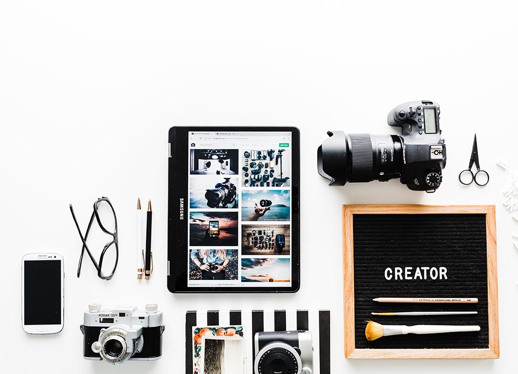 Médias sociaux, Médias sociaux – Contenu visuel, La Rivest