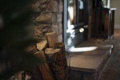 , Identité visuelle pour Chalets locatifs // Saint-Sauveur, La Rivest